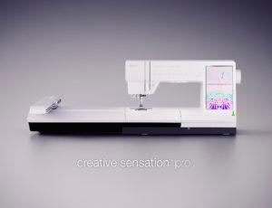 Pfaff creative sensation™ pro