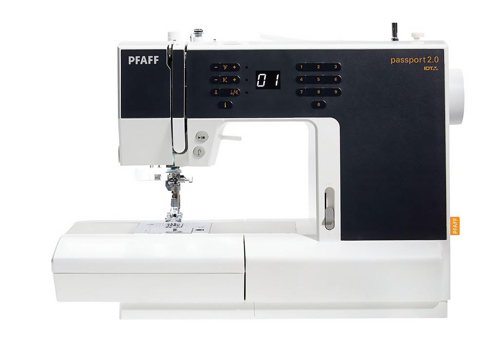 Швейная Машина Pfaff инструкция
